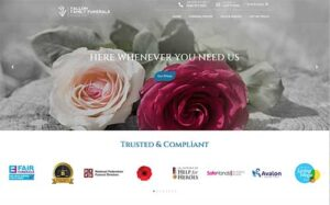 Our Brand New Website - Fallon Funerals